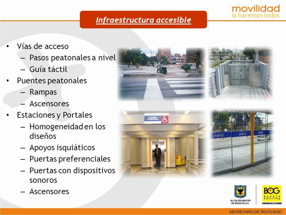 Infraestructura accesible