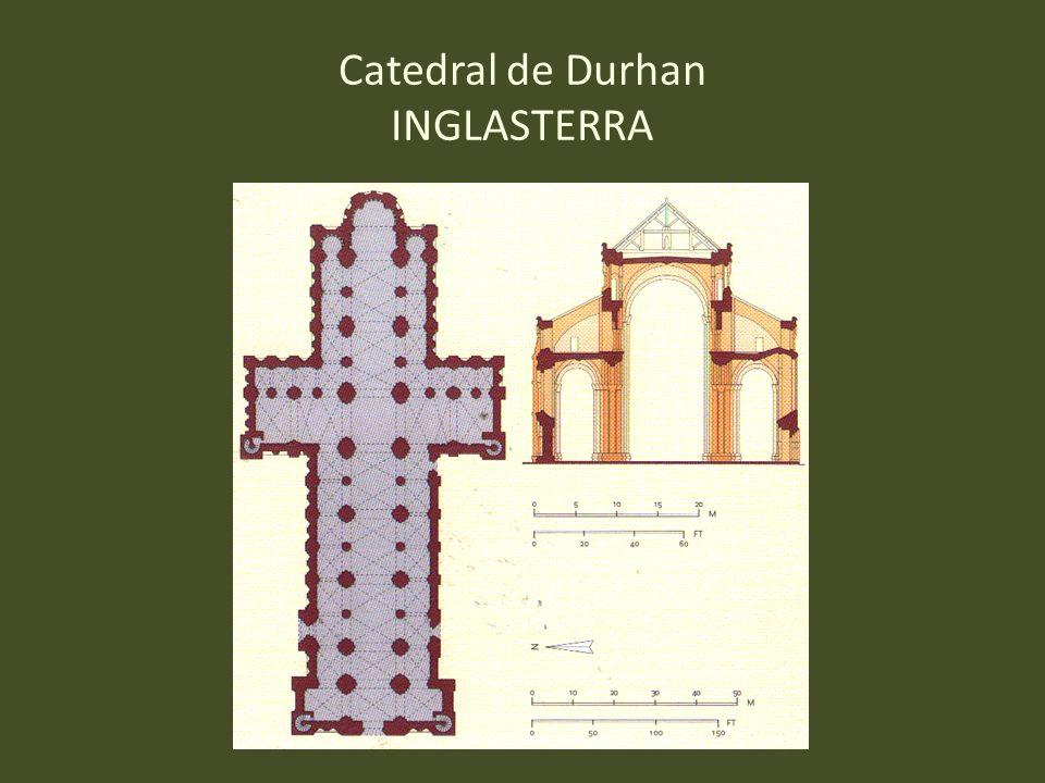 Catedral de Durhan INGLASTERRA