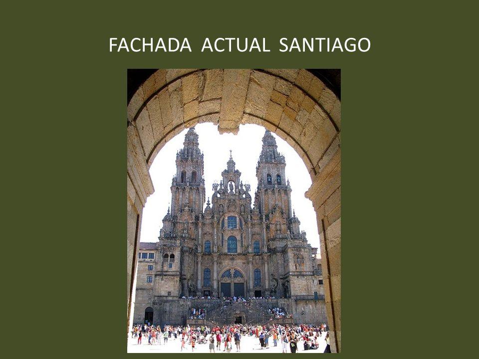FACHADA ACTUAL SANTIAGO