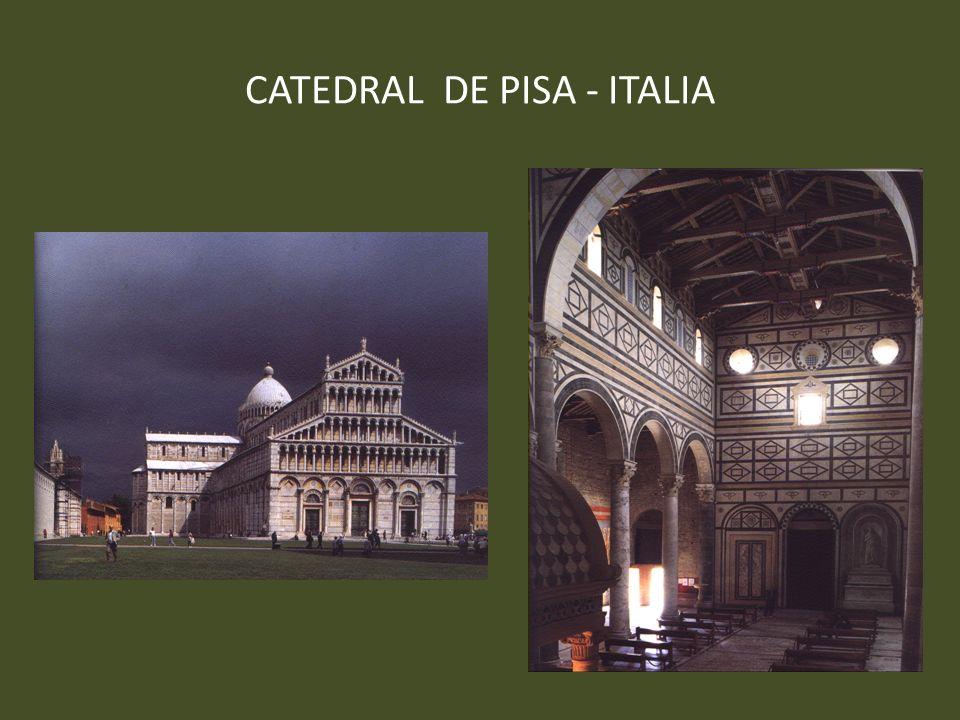 CATEDRAL DE PISA - ITALIA