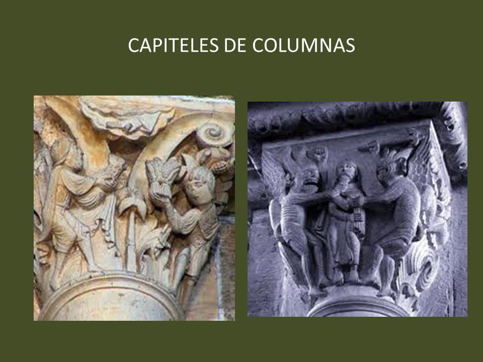 CAPITELES DE COLUMNAS
