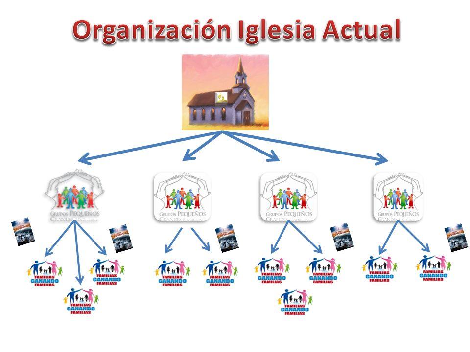 Organización Iglesia Actual