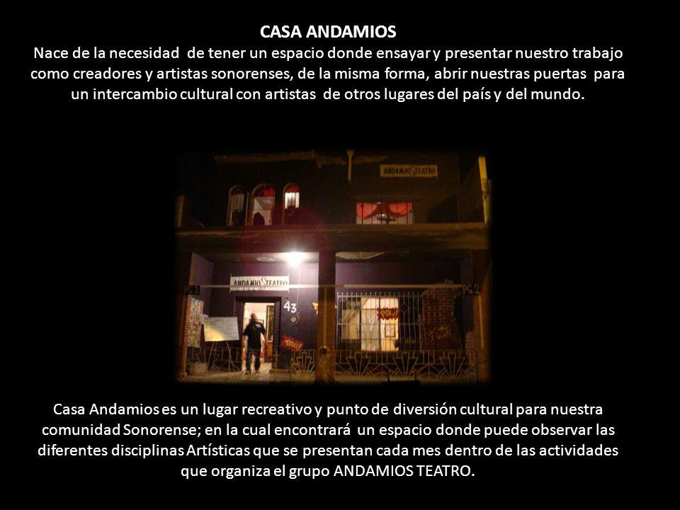 CASA ANDAMIOS
