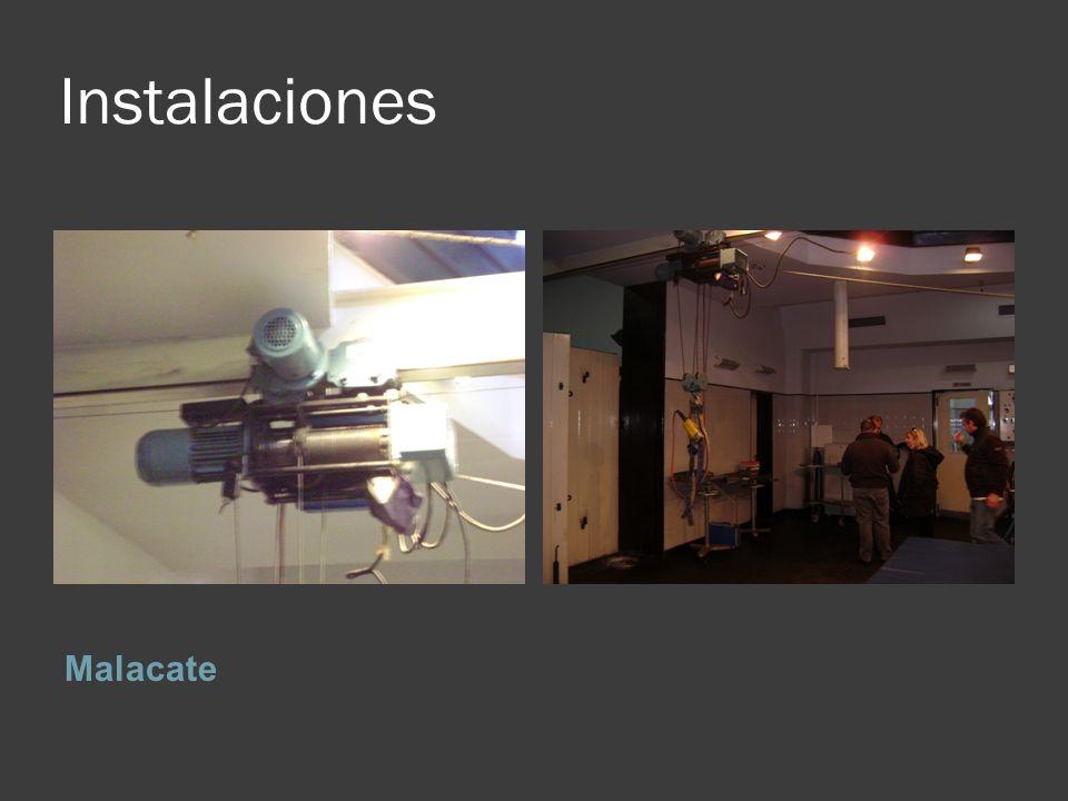 Instalaciones Malacate