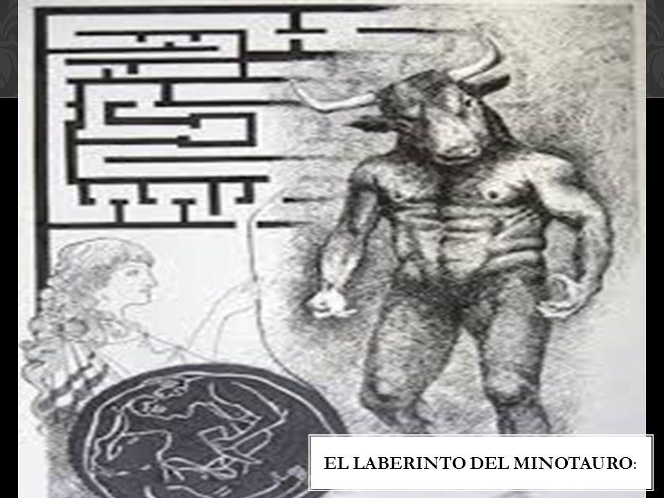El laberinto del minotauro: