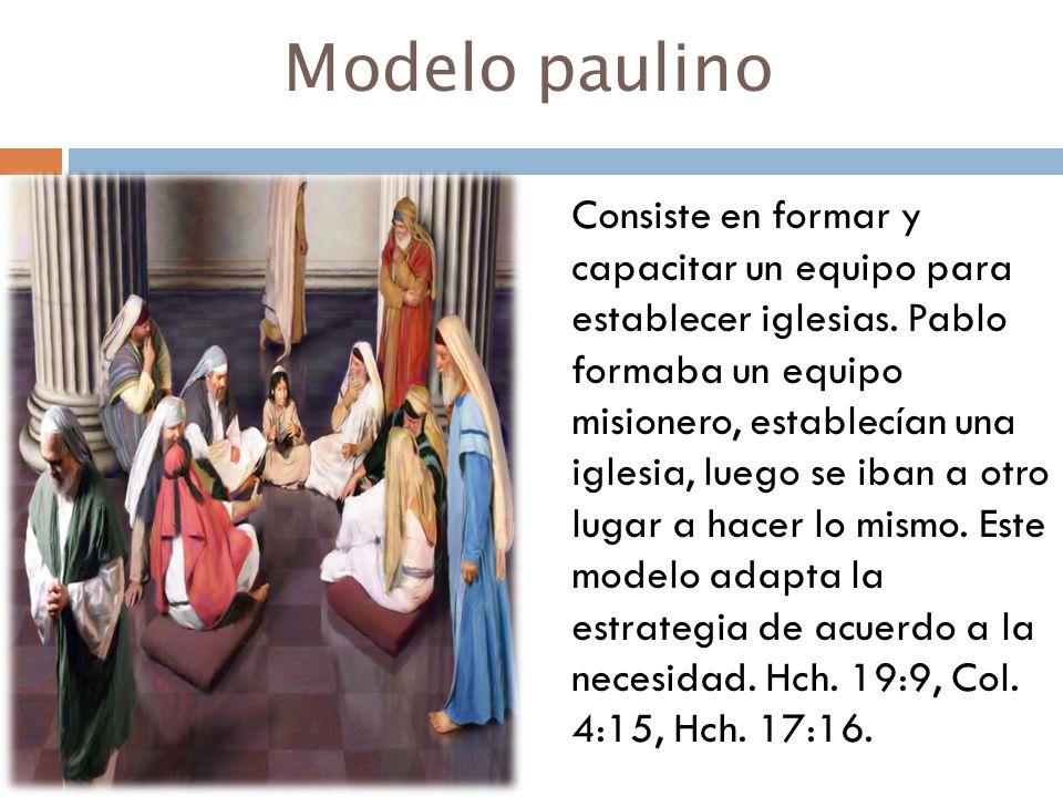 Modelo paulino