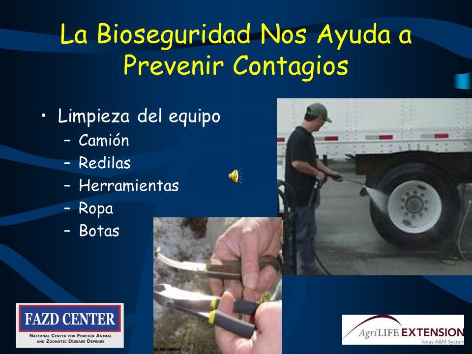 La Bioseguridad Nos Ayuda a Prevenir Contagios