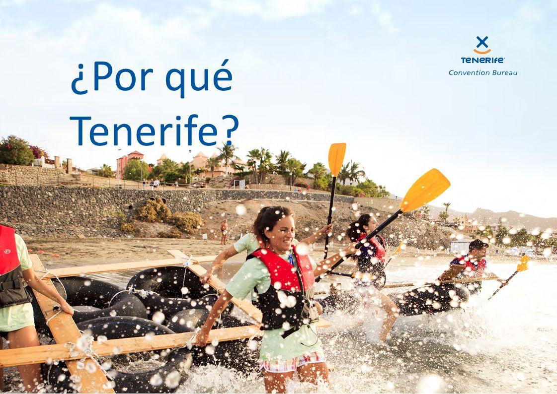 ¿Por qué Tenerife