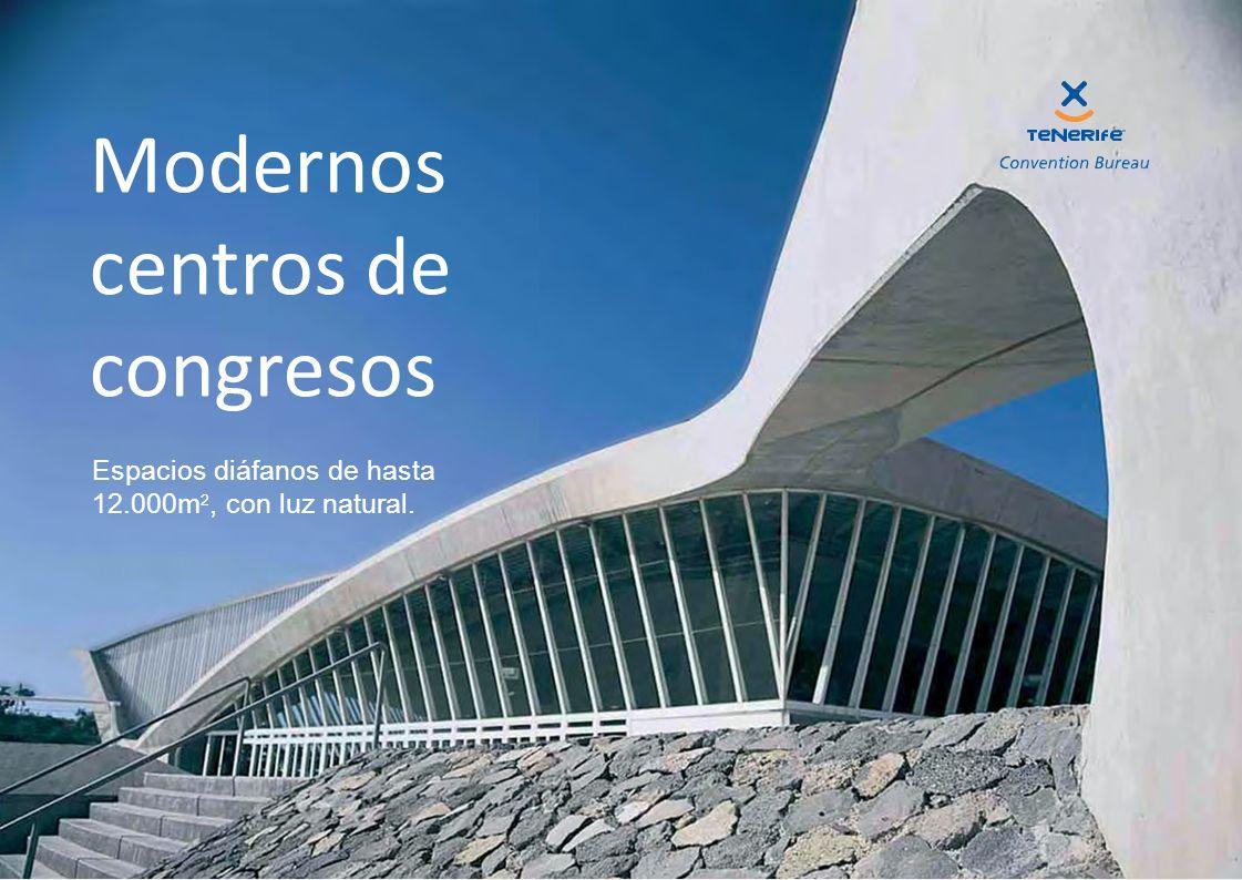 Modernos centros de congresos