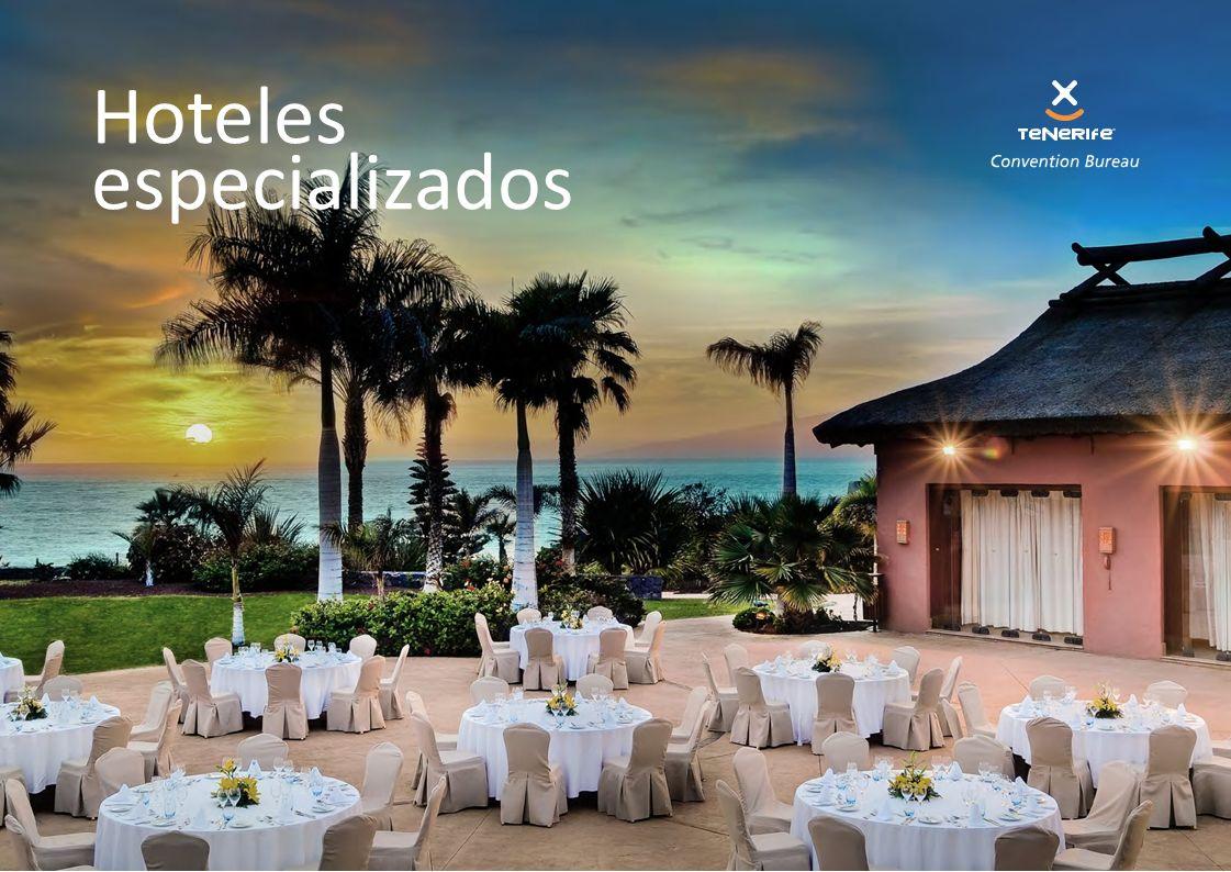 Hoteles especializados