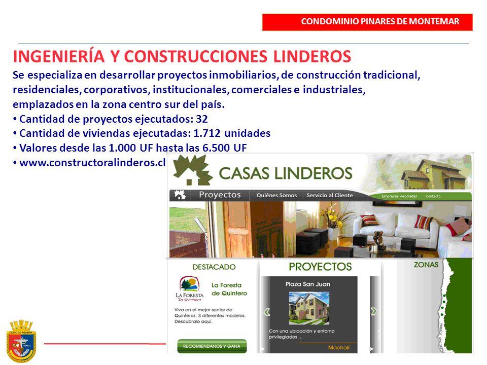 INGENIERÍA Y CONSTRUCCIONES LINDEROS