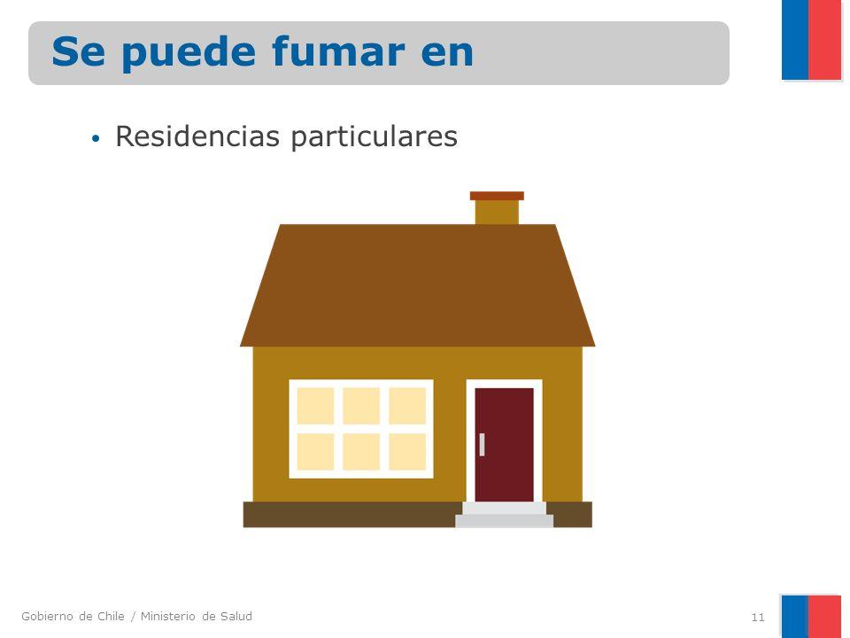 Residencias particulares
