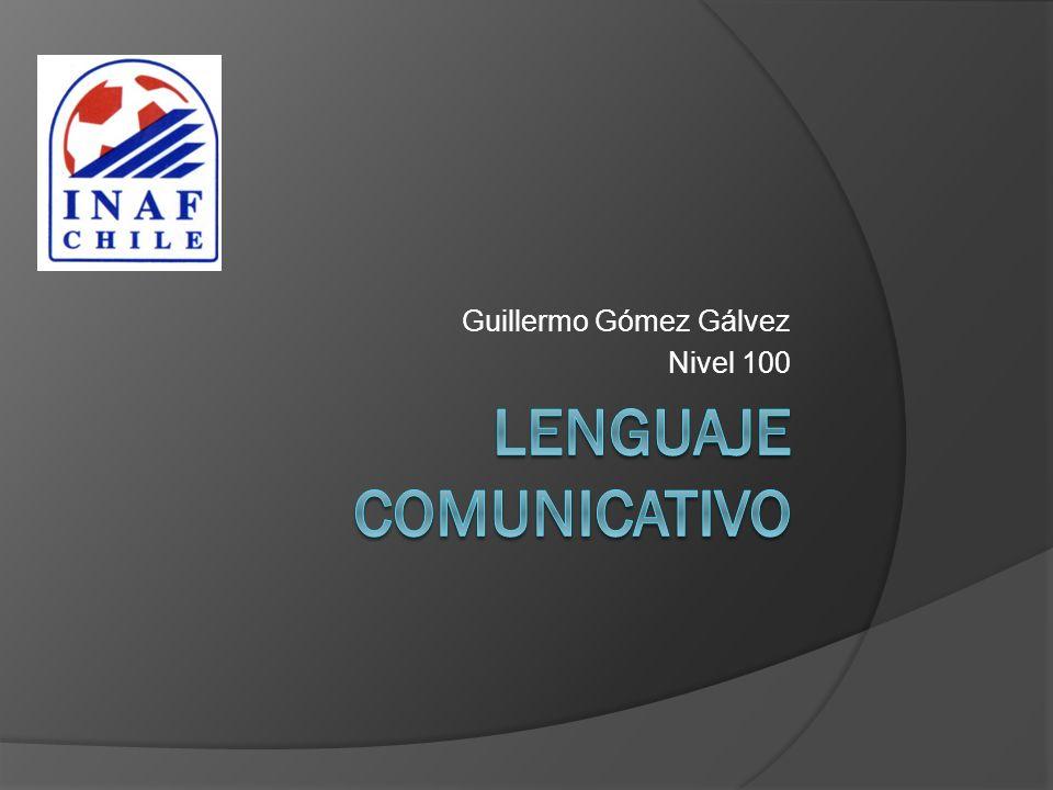 Lenguaje Comunicativo