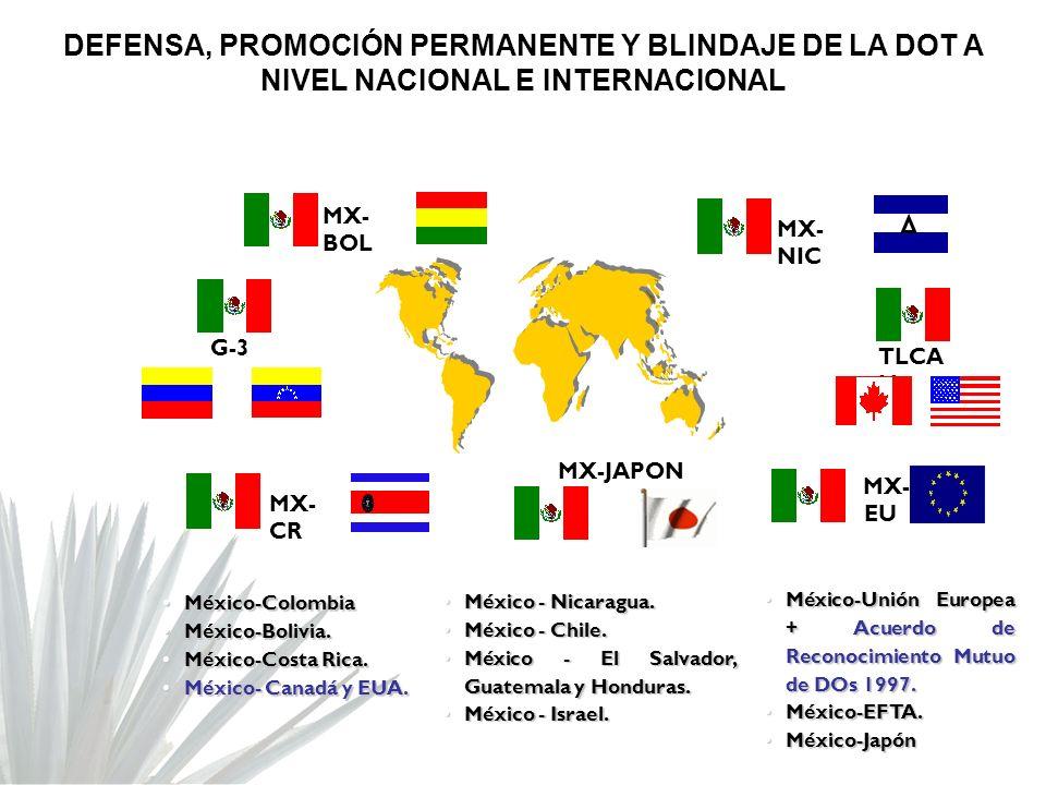 DEFENSA, PROMOCIÓN PERMANENTE Y BLINDAJE DE LA DOT A NIVEL NACIONAL E INTERNACIONAL
