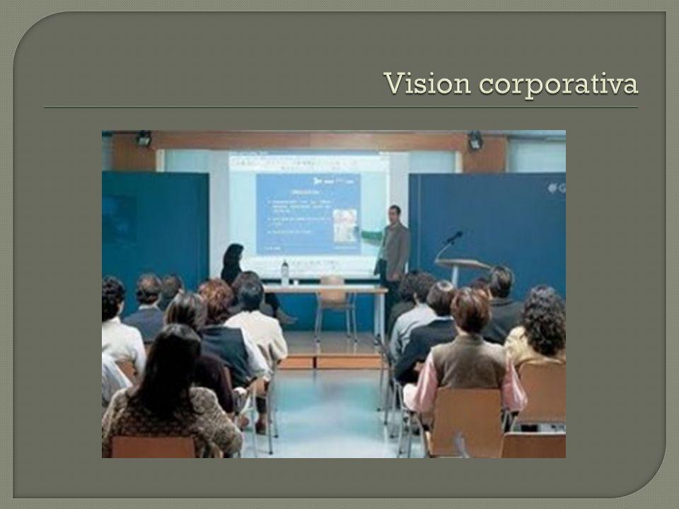 Vision corporativa