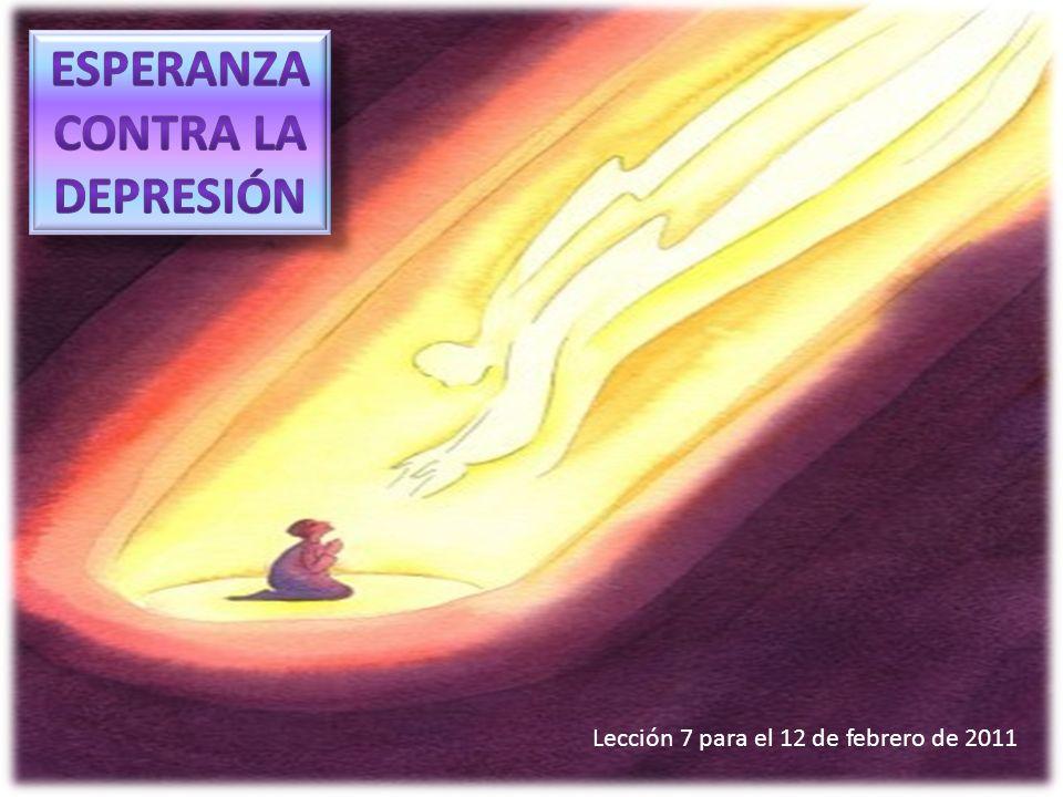 ESPERANZA CONTRA LA DEPRESIÓN
