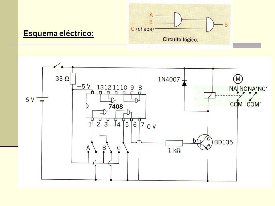 Esquema eléctrico: