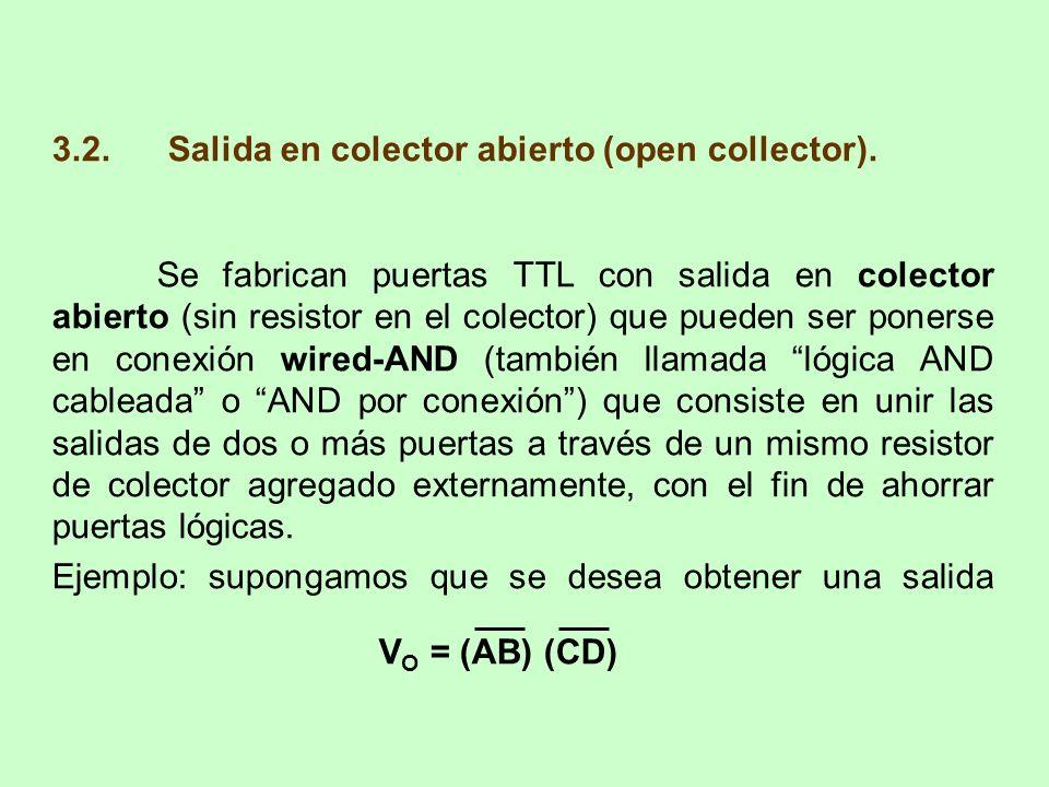 3.2. Salida en colector abierto (open collector).