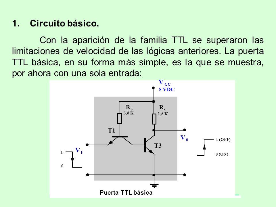 1. Circuito básico.