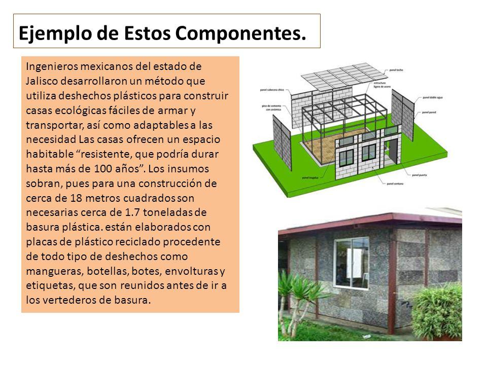 Ejemplo de Estos Componentes.