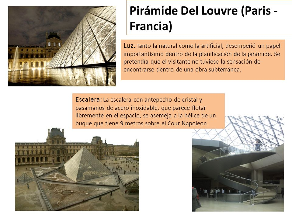 Pirámide Del Louvre (Paris -Francia)