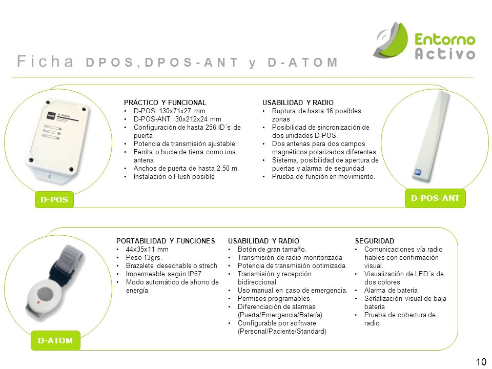 Ficha DPOS,DPOS-ANT y D-ATOM