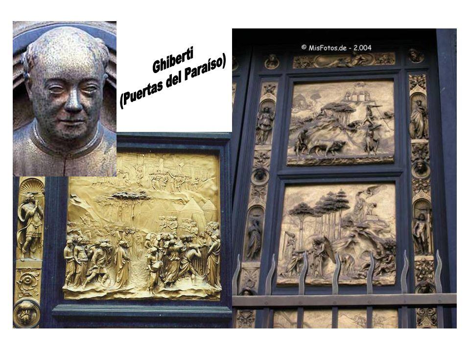 Ghiberti (Puertas del Paraíso)