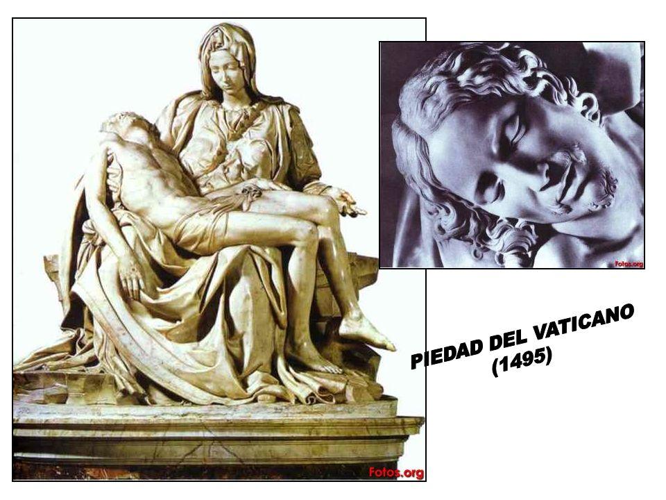 PIEDAD DEL VATICANO (1495)