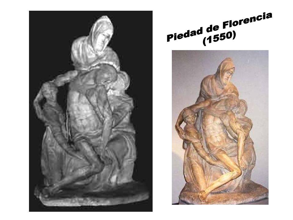 Piedad de Florencia (1550)