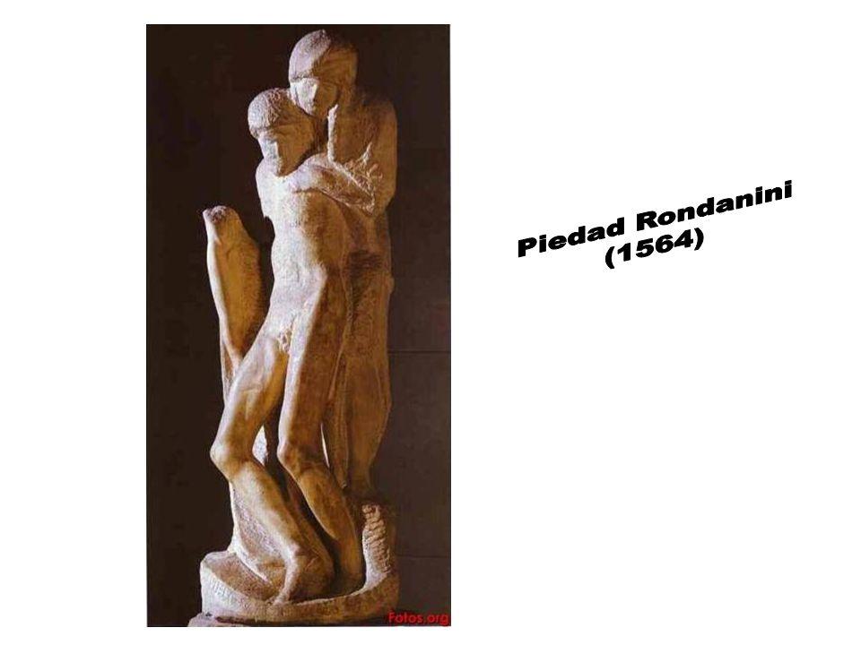 Piedad Rondanini (1564)