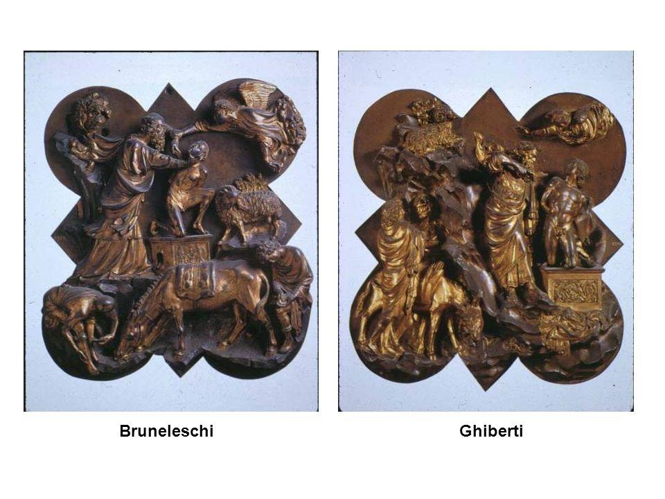Bruneleschi Ghiberti