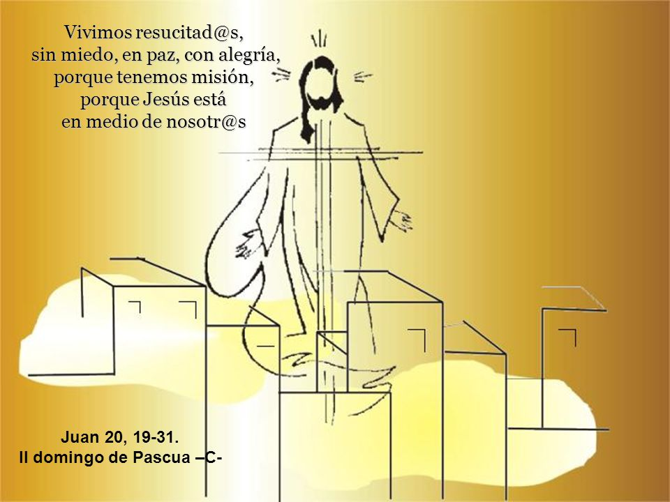 II domingo de Pascua –C-