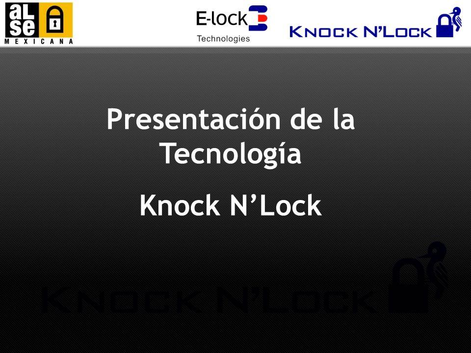 Presentación de la Tecnología