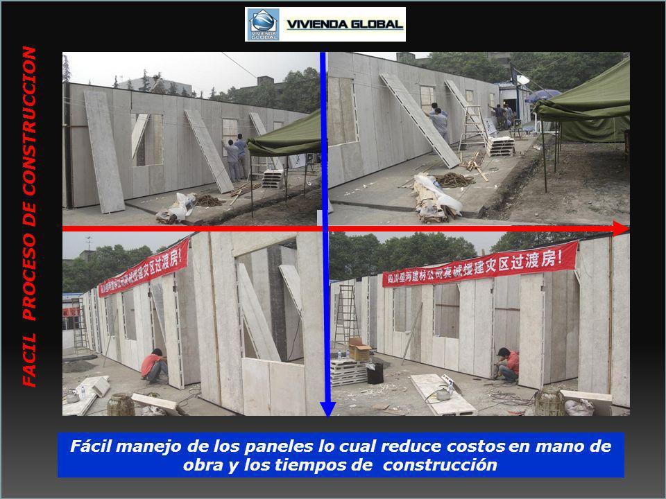 FACIL PROCESO DE CONSTRUCCION