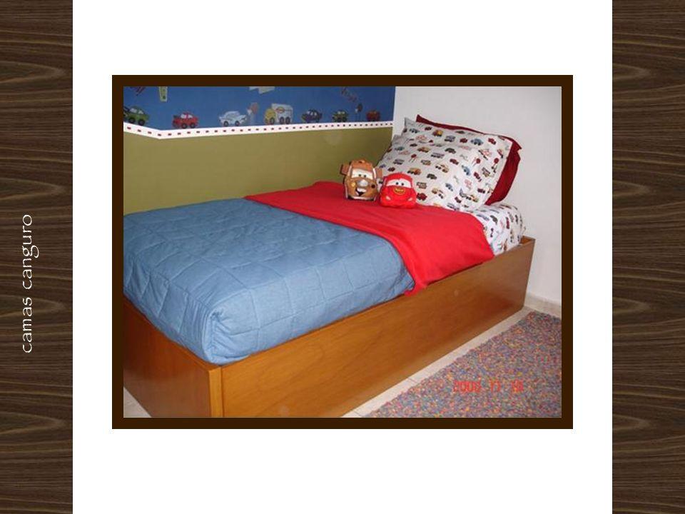 camas canguro