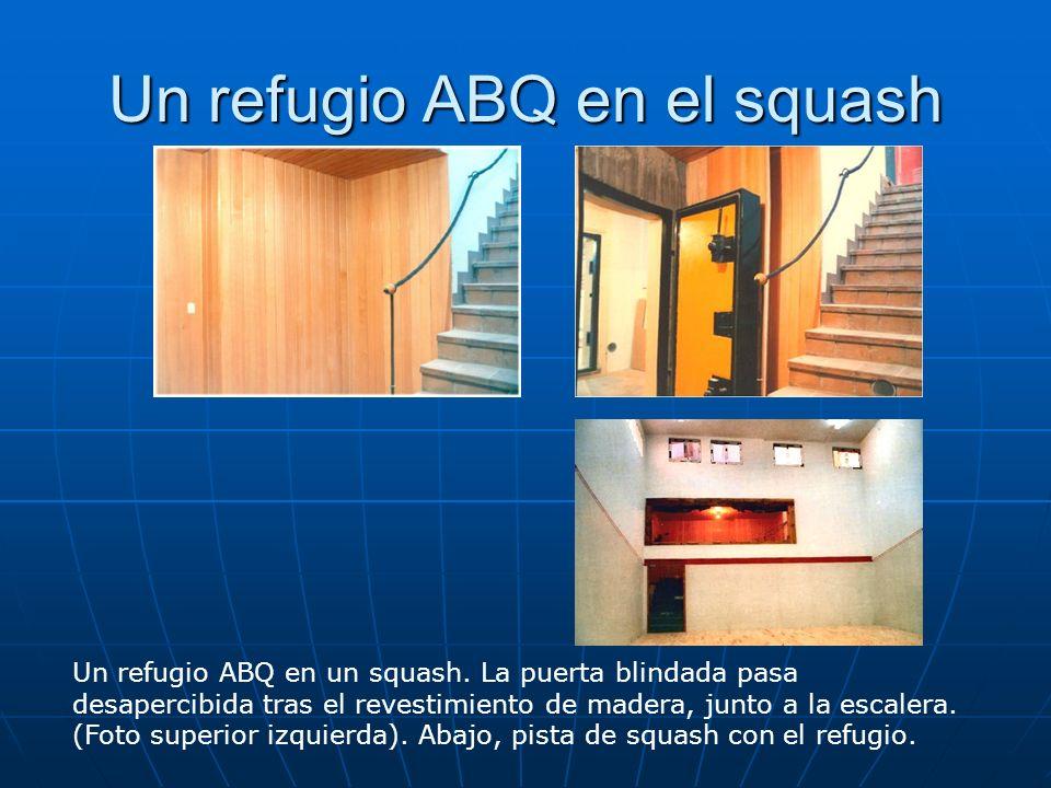 Un refugio ABQ en el squash