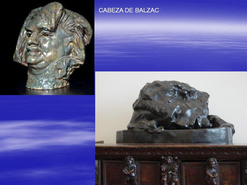 CABEZA DE BALZAC