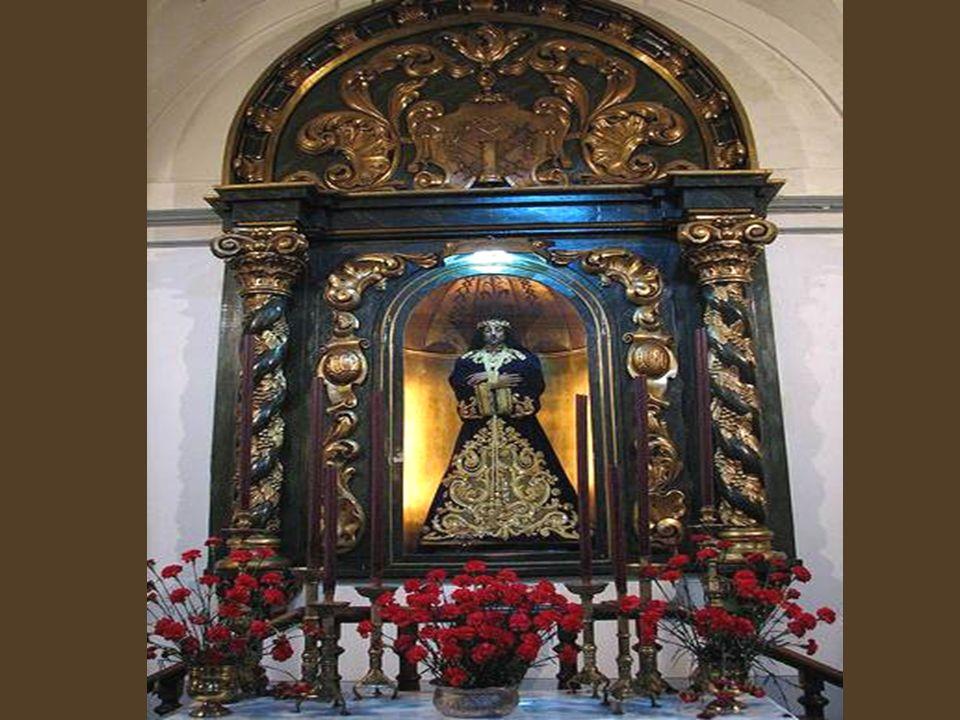 En san Pedro el Viejo se guarda una de las imágenes religiosas de mayor devoción entre los católicos madrileños.