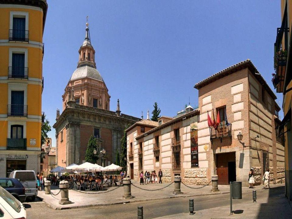 Plaza de San Andrés,