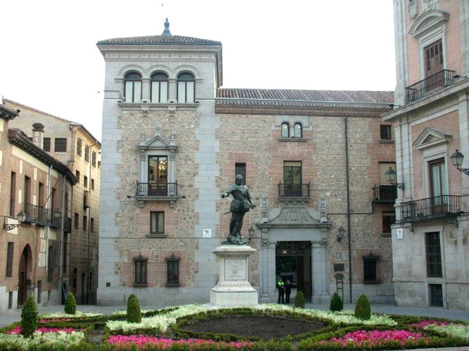 En el antiguo Palacio de Cañete
