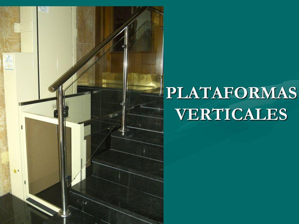 PLATAFORMAS VERTICALES