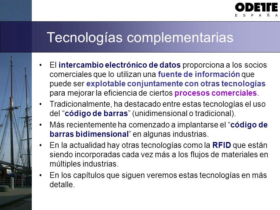 Tecnologías complementarias