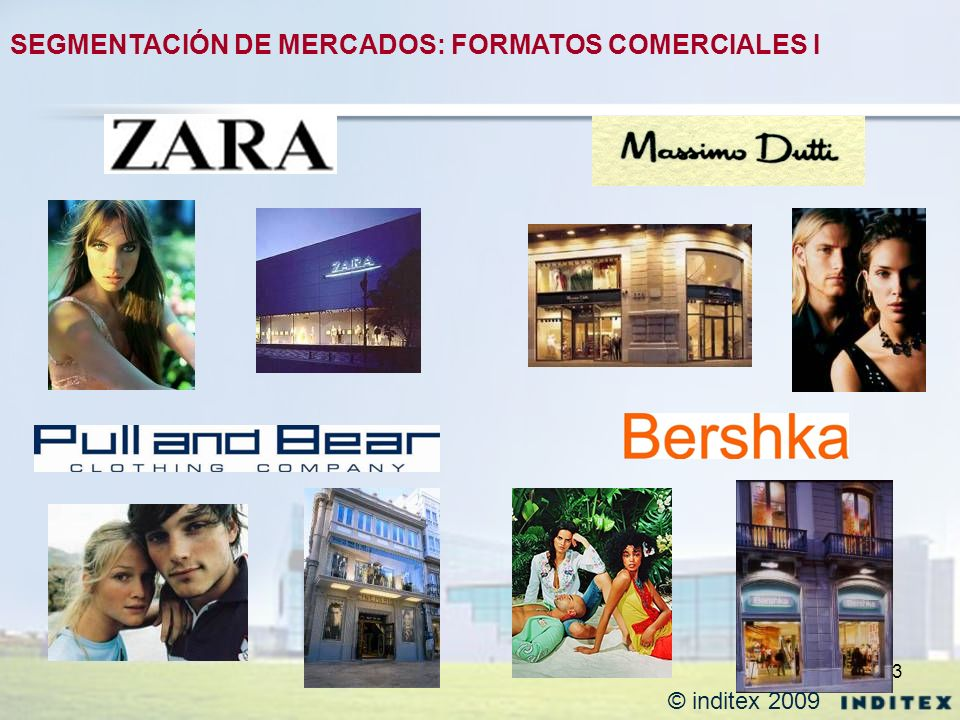SEGMENTACIÓN DE MERCADOS: FORMATOS COMERCIALES I