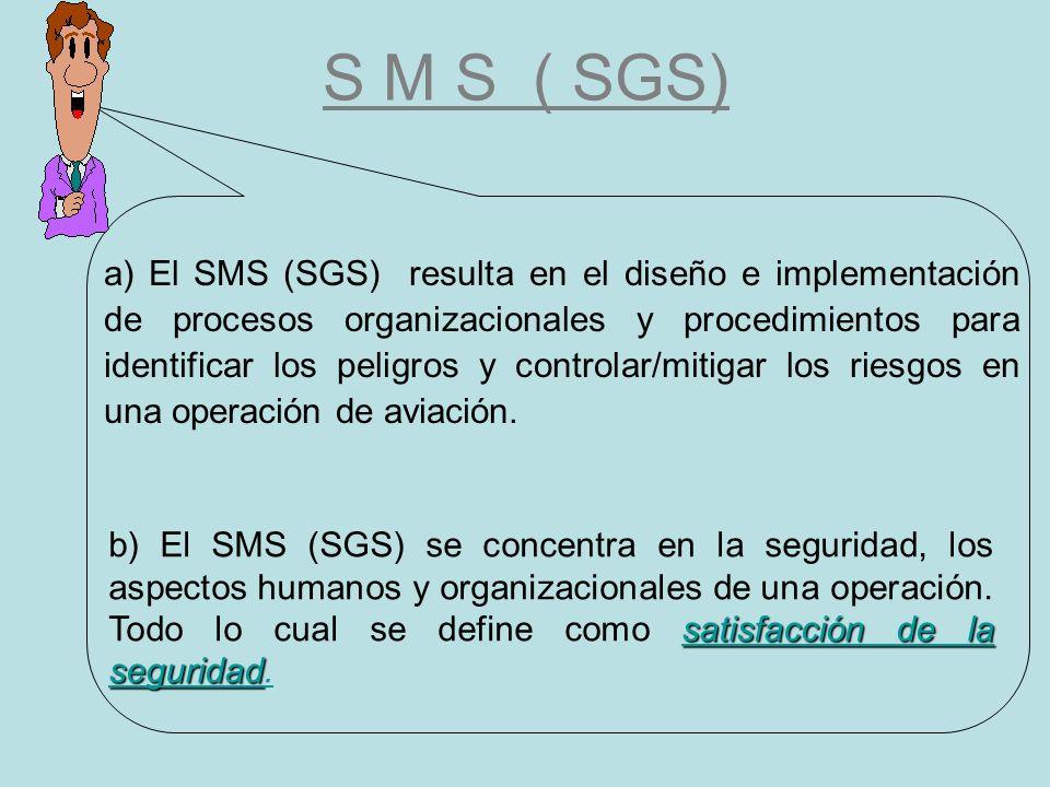 S M S ( SGS)