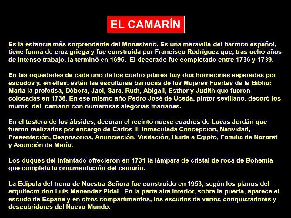 EL CAMARÍN