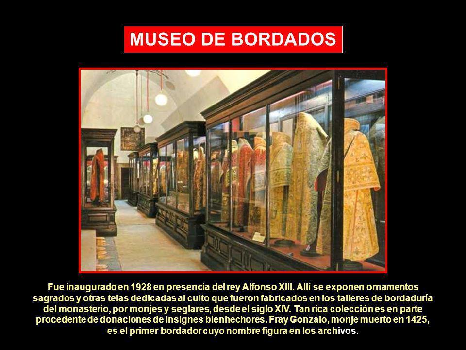 MUSEO DE BORDADOS