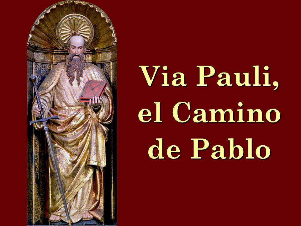 Via Pauli, el Camino de Pablo