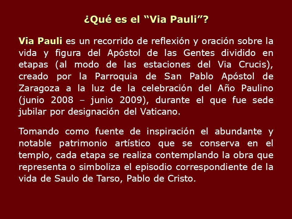 ¿Qué es el Via Pauli