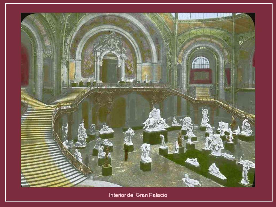 Interior del Gran Palacio