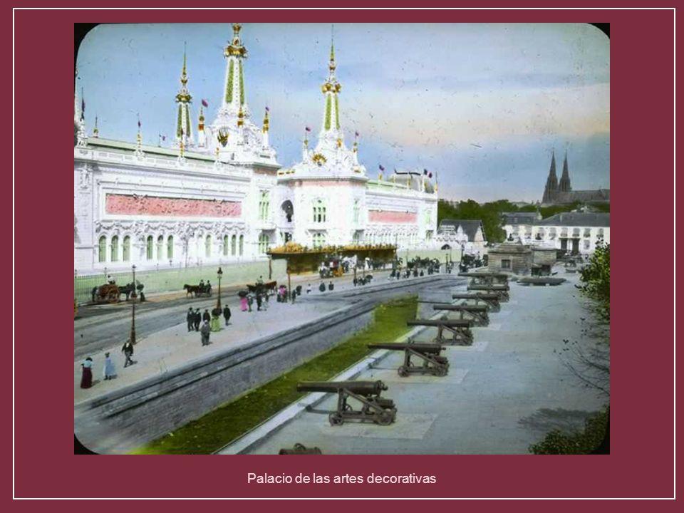 Palacio de las artes decorativas